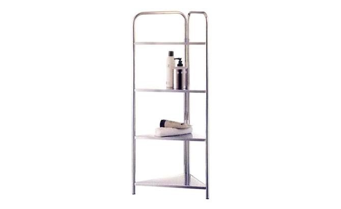 Corner Stand Rack, Corner Stand, Bathroom Furniture - Product - Orbit