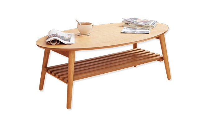 GO 2507 Folding Coffee Table