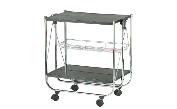 GO 2041B Foldable Trolley Cart