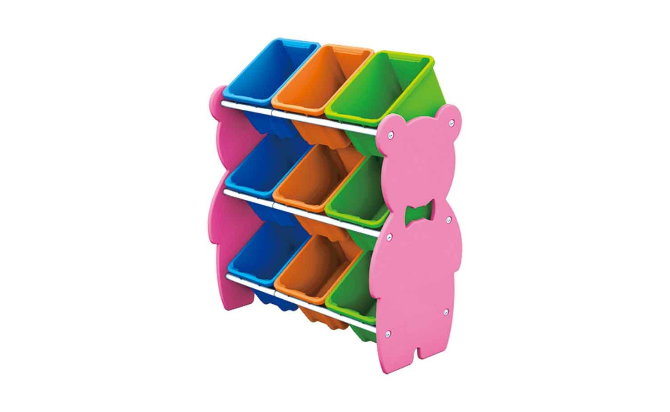 Toy Storage Bins Box Plastic